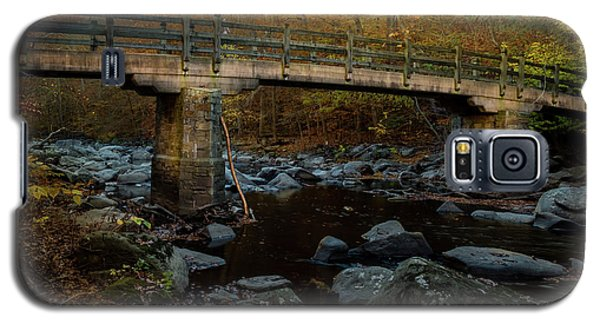 Rock Creek Park Bridge Galaxy S5 Case