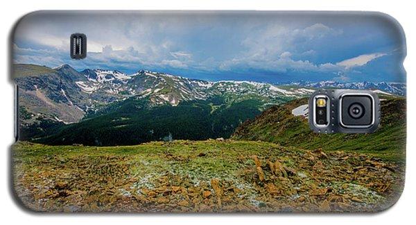 Rock Cut 2 - Trail Ridge Road Galaxy S5 Case