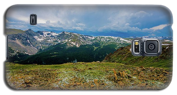Rock Cut 2 - Trail Ridge Road Galaxy S5 Case
