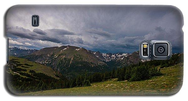 Rock Cut 3 - Trail Ridge Road Galaxy S5 Case