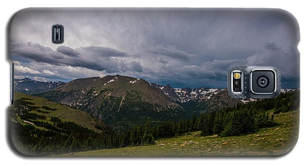 Rock Cut 3 - Trail Ridge Road Galaxy S5 Case