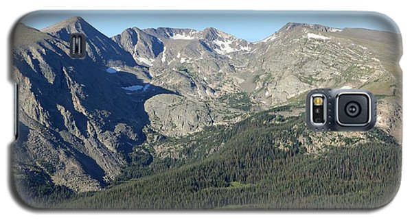 Rock Cut - Rocky Mountain National Park Galaxy S5 Case