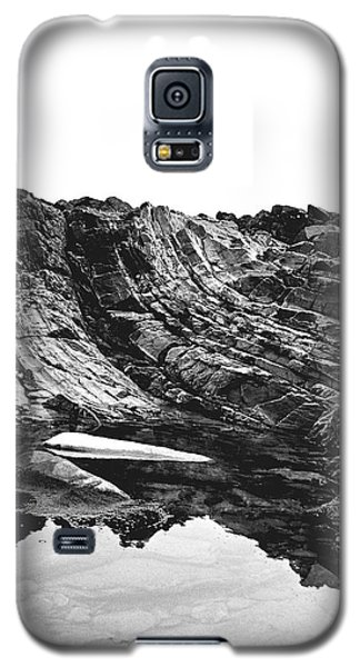 Galaxy S5 Case featuring the photograph Rock - Detail by Rebecca Harman