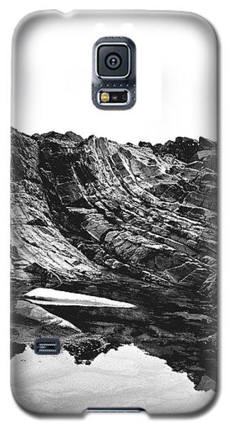 Rock - Detail Galaxy S5 Case by Rebecca Harman