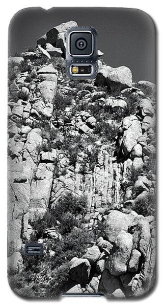 Rock Face Sandia Mountain Galaxy S5 Case