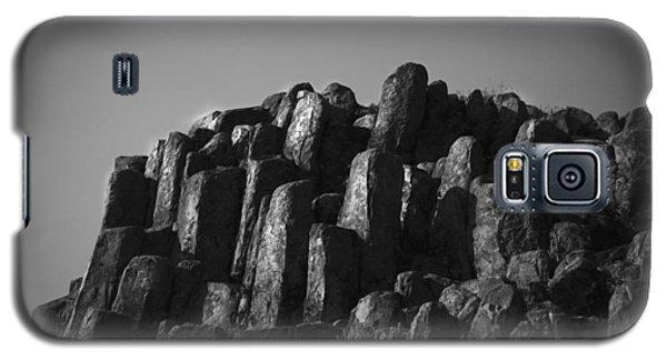 Monument To Glacier Galaxy S5 Case by Yulia Kazansky