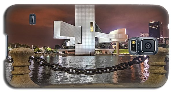 Rock Hall And The North Coast Galaxy S5 Case by Brent Durken