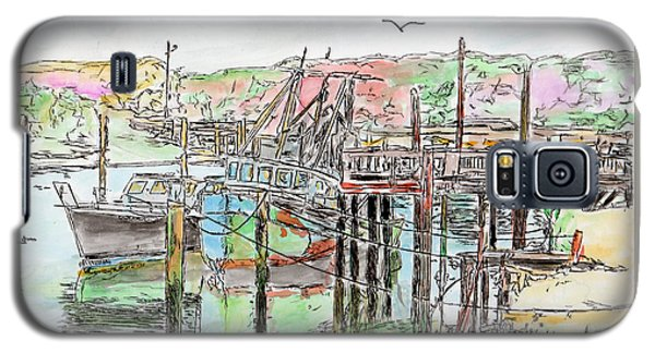 Rock Harbor, Cape Cod, Massachusetts Galaxy S5 Case