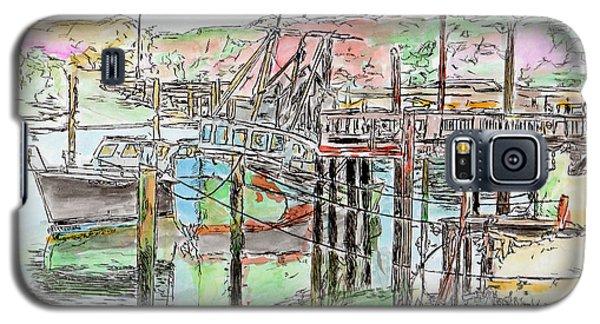 Rock Harbor, Cape Cod, Massachusetts Galaxy S5 Case