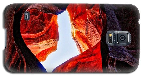 Rock Heart Galaxy S5 Case