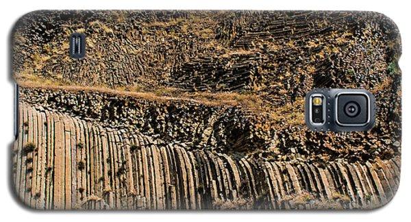 Rock Mountain Rock Art By Kaylyn Franks Galaxy S5 Case