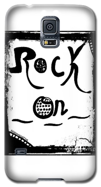 Rock On Galaxy S5 Case