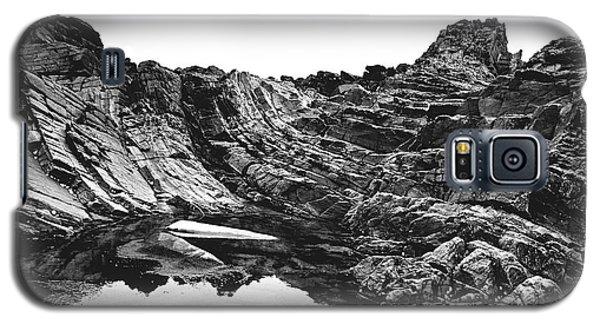 Rock Galaxy S5 Case by Rebecca Harman