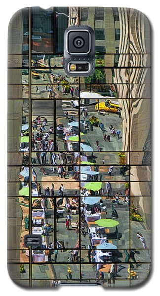 Rock Street Fair Galaxy S5 Case