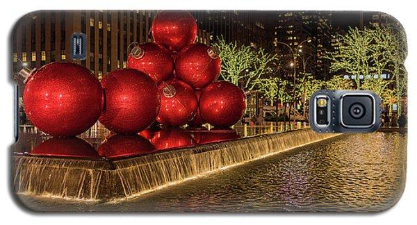 Rockefeller Center  Galaxy S5 Case