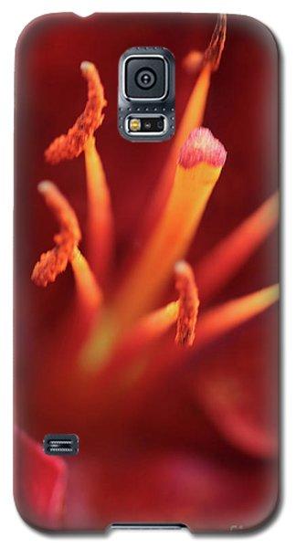 Rocket Lily Galaxy S5 Case