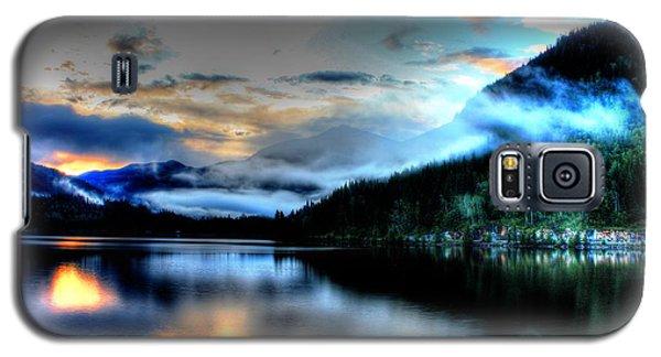 Rockie Mountain Mist Galaxy S5 Case