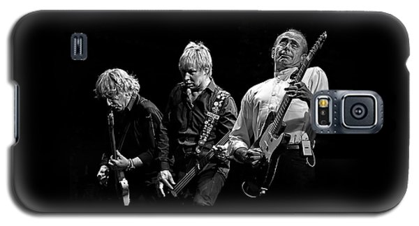 Rockin' All Over The World Galaxy S5 Case by Brian Tarr