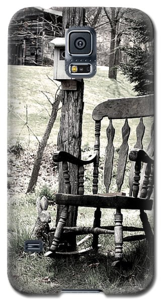 Rocking Chair Galaxy S5 Case by Gray  Artus