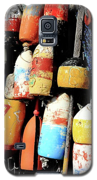 Rockport Buoys Galaxy S5 Case by Lou Ford