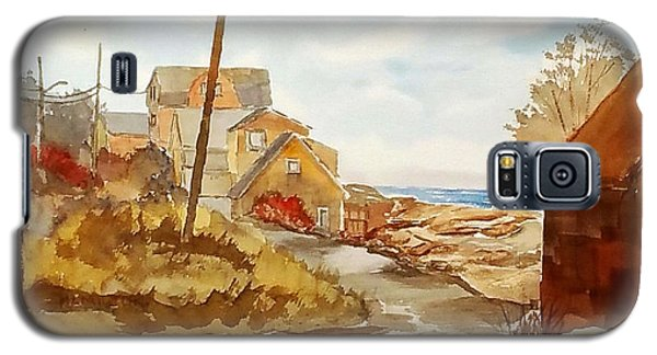 Rockport Coast Galaxy S5 Case