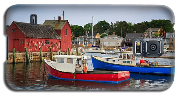Rockport Harbor 2 Galaxy S5 Case