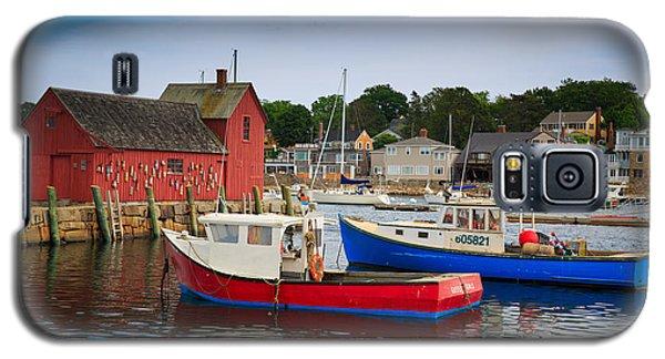 Rockport Harbor 2 Galaxy S5 Case