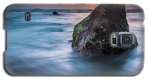 Rocks At Sunset 4 Galaxy S5 Case