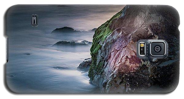 Rocks At Sunset Galaxy S5 Case