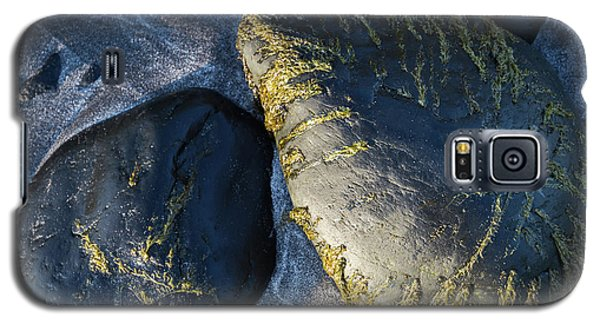 Galaxy S5 Case featuring the photograph Rocks From Talisker Beach 2 by Davorin Mance