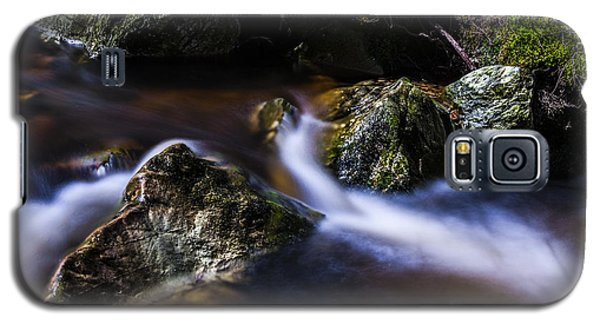 Rocks In A Stream Galaxy S5 Case