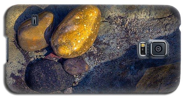 Rocks In Tidepool Galaxy S5 Case