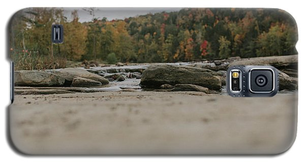 Rocks On Cumberland River Galaxy S5 Case