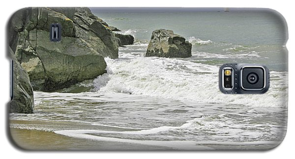 Rocks, Sand And Surf Galaxy S5 Case