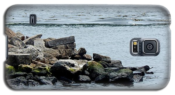 Rocks Wingdam And River Galaxy S5 Case
