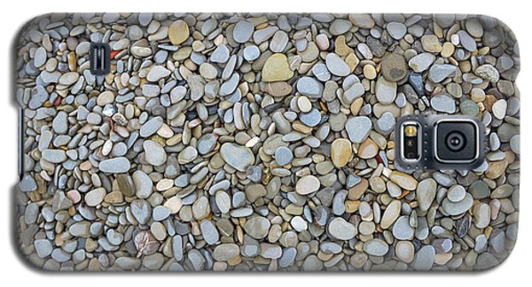 Galaxy S5 Case featuring the photograph Rocky Beach 1 by Nicola Nobile