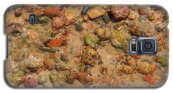 Galaxy S5 Case featuring the photograph Rocky Beach 5 by Nicola Nobile