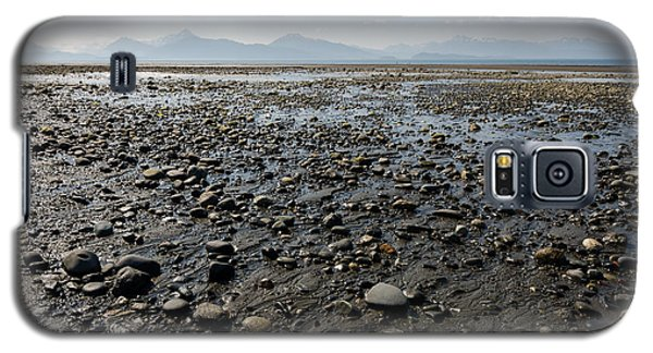 Rocky Beaches Of Alaska Galaxy S5 Case