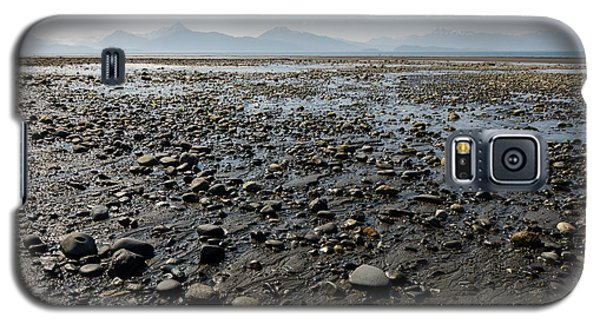 Rocky Beaches Of Alaska Galaxy S5 Case