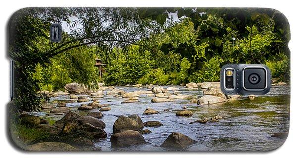 Rocky Broad River Galaxy S5 Case