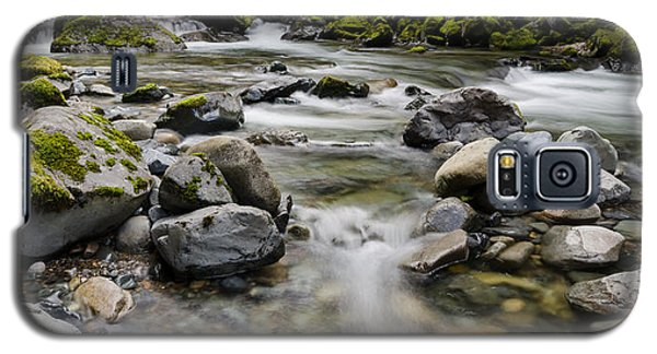 Rocky Clear River Galaxy S5 Case