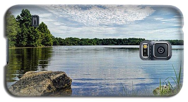 Rocky Fork Lake Galaxy S5 Case by Cricket Hackmann