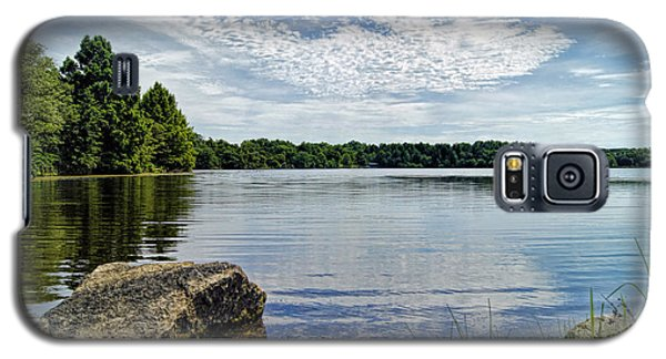 Rocky Fork Lake Galaxy S5 Case
