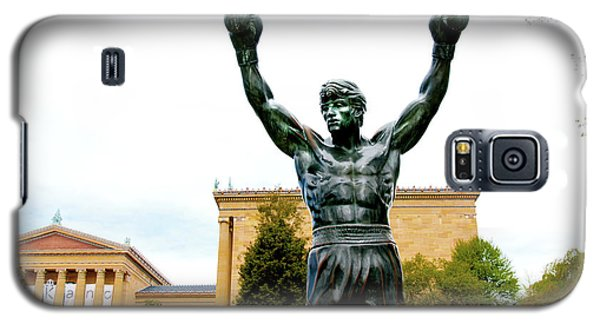 Rocky I Galaxy S5 Case by Greg Fortier