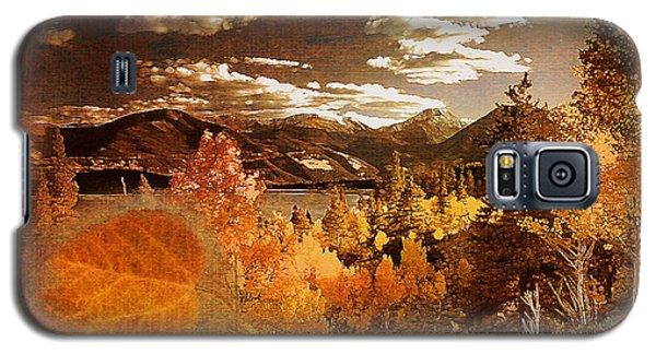 Rocky Mountain Gold 2015 Galaxy S5 Case