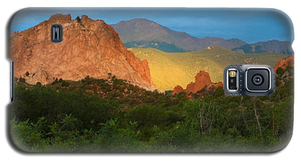 Rocky Mountain High Galaxy S5 Case