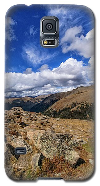 Rocky Mountain National Park Colorado Galaxy S5 Case