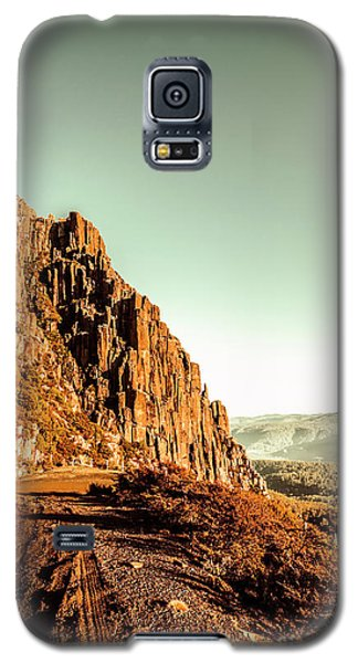 Rocky Galaxy S5 Case - Rocky Mountain Route by Jorgo Photography - Wall Art Gallery