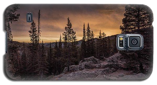 Rocky Mountain Skyfire Galaxy S5 Case