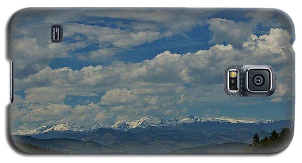 Colorado Rocky Mountain High Galaxy S5 Case